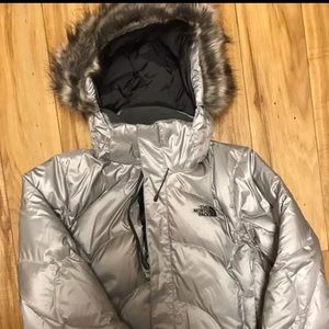 Authentic women's TheNorthface jabcket